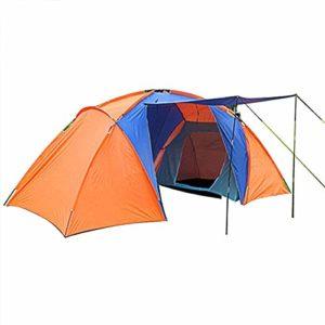 empty Deux Chambres à Une Chambre Tente extérieur Tente 3-4 Personnes Alpinisme Le Bivouac Tente de Plage Facile à Transporter
