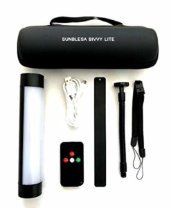 lanterne pêche USB lampe de camping rechargeable magnétique Bivvy lumière d'urgence 5000 mah