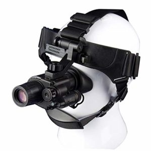 SYH Télescope monoculaire Multi-Fonction monoculaire Vision Nocturne Faible en lumière pour la randonnée en Camping en Plein air