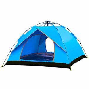 YYH Explorateur Sports De Plein Air Grande Tente 3-4 Personnes Épaissie Imperméable À l'eau Camping Tente De Pêche Auvent Auvent Ombre du Soleil (Color : C)