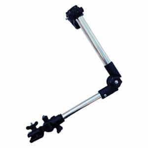 AUTOECHO Support de connecteur de supporteur de Voiture de bébé de Support extérieur, Moto équipement de vélo de vélo de Montagne électrique Accessoires Parasol Support de Parapluie