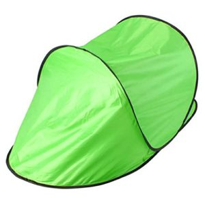 Bescita Outdoor Léger Pop Up Tente 1–2Personnes Tente Camping Festival 142x 72x 60cm