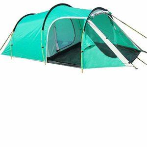 Mryishao Tente d'extérieur Tente De Camping en Plein Air Fête De Famille Tente De Voyage Personnes Tente De Montagne Une Chambre Et Un Salon Étanche