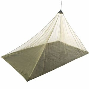 P Prettyia Tente Instantannée Moustiquaire Nette Lit de Sommeil Portatif Voyage Randonnée – Vert, 220x120x100cm