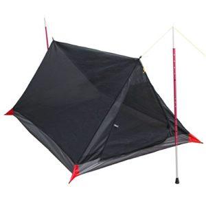 Paria Outdoor Products – Tente Maille Brise-Vent – Ultra Légère – Tente-abri en Maille pour 2 Personnes – Parfaite pour Camping et Randonnée ou comme Abris de Plage