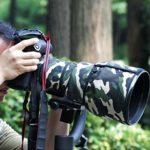 CELINEZL Randonnée Outdoor Non-tissé Camouflage Non-tissé pour Le tir à la Carabine Chasse au tir Bicyclette Ruban étanche Camo Stealth Tape Camera Ceinture de Camouflage, Longueur: 4,5 m Randonnée