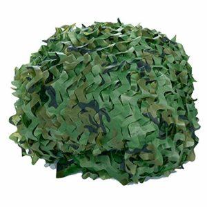 Awnings Filet de Camouflage Poids léger Durable for la Chasse au Camping, Convient aux Parasols Extérieurs à la Verdure en Montagne et à la Chasse LQHZWYC (Size : 10MX50M)