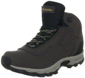 Columbia Youth Newton, Chaussures de randonnée Mixte Enfant – Marron – Braun (Cordovan, Sauterne 231), 34 EU