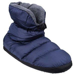 Cotswold – Chaussons de Camping – Enfant (EUR 28-30) (Bleu Marine)