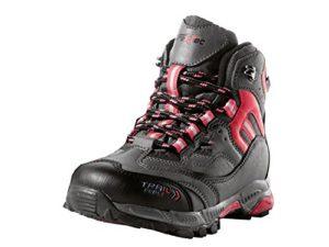 Crivit ® pour chaussures/chaussures de randonnée gris/framboise gr.32