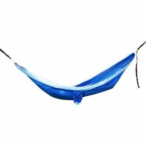 Lingxi Camping Portable à Double Simple avec Un Arbre Straps Léger Durable Intérieur détente en Plein air Randonnée pédestre Hamac Voyage Portable Camping Hammock (Color : Style 2)