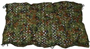 ROWE Filet de camouflage en tissu Oxford pour ombrage de camping, 4 m x 6 m, taille : 2 m x 3 m (taille : 4 m x 10 m)