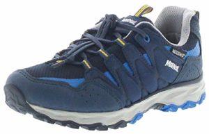 Meindl Turneo Junior Chaussures de Randonnée pour enfant, Fille, 2112-29, Jean Sky, 37 EU
