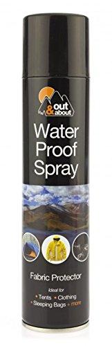 300ml étanche Spray Tissu à protection tentes Camping Pêche randonnée Vêtements