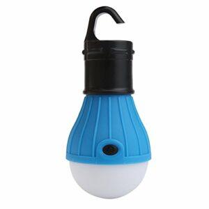 Iyhouse 1200lumens de voyage à suspendre à suspendre 3x Q5ampoule LED Lanterne lampe de poche Camping Pêche