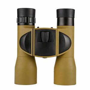 MGWA télescopes 8X32 Jumelles Haute Puissance HD Basse Lumière Night Vision Mini Telescope Montagne Essentials Travelling