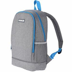 Sac à dos réfrigérant 10 l ( JEMIDI ) sac à dos isolé avec fonction de refroidissement sac réfrigérant sac de camping sac de randonnée