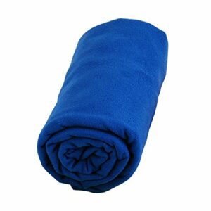 Sea to Summit Drylite Towel XS Antibact Serviette de Montagne, Alpinisme et Trekking Adulte Unisexe Bleu Cobalt 60 x 30 cm