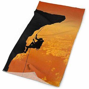 Ahdyr Couvre-Chef pour Masque de pêche Sportive en Plein air, Cache-Cou, Bandeau, Bandana, Cagoule, écharpe enveloppante d'aventure d'escalade