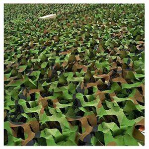 AI LI WEI Filet de Camouflage Multifonction pour extérieur, Photographie, Observation des Oiseaux, décoration d'intérieur, Camping, Chasse, tir, fête cachée pour Enfants 4x6m