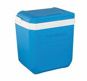 Campingaz Icetime Plus 30L, glacière passive, glacière à contenance 26L, boîte à glace à isolation intégrale en mousse PU, garde les boissons et aliments au frais pendant jusqu'à une journée