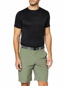 Columbia Homme Short de Randonnée, Cascades Explorer Short, Nylon, Vert (Cypress), Taille US : W30/L10 – EU : W40/L10, 1652621