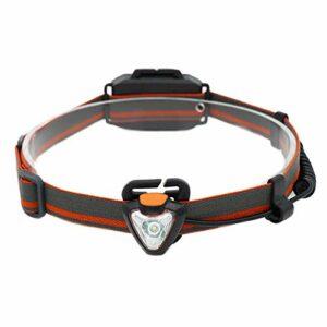 DSMGLRBGZ Lampe Frontale, 360 Rotation Mini LED Lampe De Travail pour Extérieur Fais Un Tour Camping Escalade en Montagne Le Jogging Pêcher