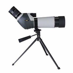 FENGTING High Power & HD Monoculaire 20-60×60 Télescope à l'étanche à l'étanche remplie d'azote à l'azote pour Oiseau Regarder Le Camping Chasse Sauvage Voyager