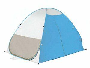 FYSY Plage Tentfully Protection Automatique extérieure Simple Sun Abris Vitesse Ouverte Double Tente Automatique Camping pêche fangkai77