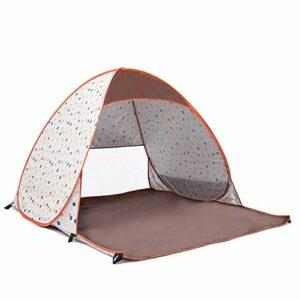 FYSY Plage Tentoutdoor Frais 3-4 Personnes Automatique Sun Abris Automatique de Vitesse Ouvert Ultra-léger Pêche Shade Portable Camp Tente Automatique Camping fangkai77