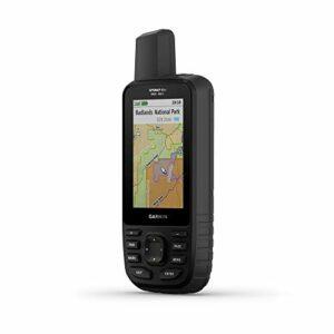 Garmin GPSMAP 66sr 010-02431-00 Sac de randonnée avec système GNSS étendu et multibande Écran couleur 3″
