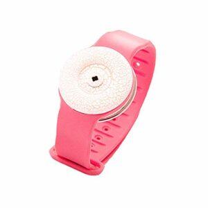HA Bracelet en Silicone Intelligent pour l'extérieur, Bracelet électronique d'été, Peut être porté à l'intérieur et à l'extérieur (Bord de mer, Parc, Camping, Escalade, pêche)