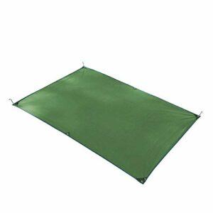 HYL0 Tapis de Camping à Pique-Nique extérieure à l'humidité ZZBiao (Color : Army Green)