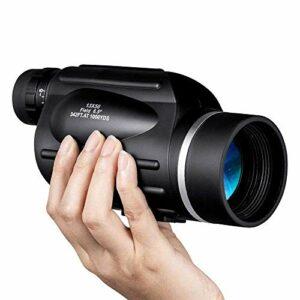 KANGSHENG Monoculaires 13×50 extérieur monoculaire HD télémètre Optique télescope de repérage Camping Prisme monoculaire, pour Enfants Enfants Adolescents, Cadeau d'anniversaire, Cadeau garçon