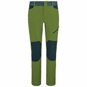 Millet – Onega Stretch Pant M – Pantalon Homme – Résistant et Respirant – Randonnée, Trekking, Lifestyle – Vert/Bleu