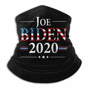 NA Unisexe Face 2020 Joe Biden Face Extérieure Couverture Réutilisable Bandana pour Escalade Color1