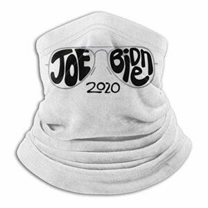 NA Unisexe Face 2020 Joe Biden Face Extérieure Couverture Réutilisable Bandana pour Escalade Color6