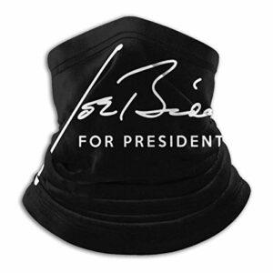NA Unisexe Face 2020 Joe Biden Face Extérieure Couverture Réutilisable Bandana pour Escalade Color7