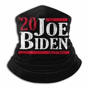 NA Womens Comfort Face 2020 Joe Biden Dust Face Cover Bandana réutilisable pour l'escalade Color3