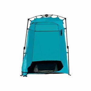 PSY Tente De Douche Extérieure Escamotable,Tente De Bain Et De Change Extérieure Simple À Ouverture Rapide,auvent Mobile De Tente De Toilette Extérieure,Camping 155x155x205 Cm