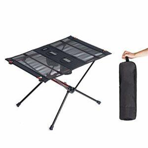 Table Pliante pour Camping 59 x 42 x 39 cm