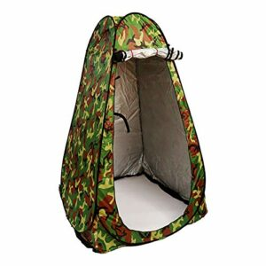 Tente De Toilette De Camping Pop Up, Tente De Salle De Douche,Tente pour Vestiaire Extérieur