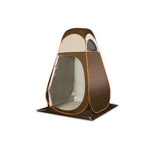 Tente De Toilette Épaissie De Camping Tente De Confidentialité De Douche Pop-up pour Vêtements À Langer en Plein Air Tente De Salle De Stockage De Pêche,Tente Mobile Portable