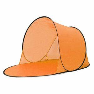 TreeLeaff Tente de soleil instantanée, anti-UV, portable et automatique, pour le camping, la pêche, la randonnée