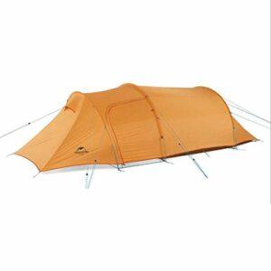 YASE-king 2 Personne 1 Chambre 4 Saison Tente Tunnel 210T Camping en Plein air Randonnée Escalade Ultraléger Grande Tente Espace