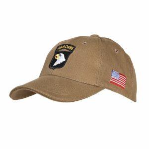 AlxShop – Casquette 101St Airborne – aigle – US – army – protection – soleil – froid – été – hiver – mode – militaire – surplus – outdoor – bonnet – vent – confort – nature – camouflage – montagne – r