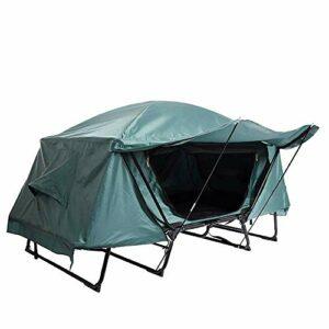 kyman Tente de Camping Tente légère, Debout Debout Camping randonnée à Sac à Dos imperméable Tentes 214 * 77 * 120cm Tente de Camping Automatique
