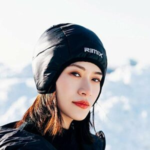 Ritapreaty Chapeau d'hiver en Duvet Chaud pour Garder L'oreille au Chaud, Chapeau pour Temps Froid, Escalade en Plein Air