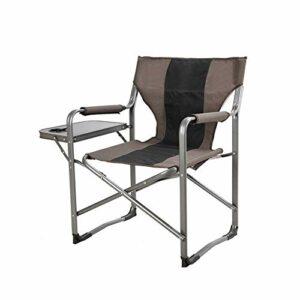 Tabouret Pliant Pliant Mesh Respirant en Aluminium Camping pêche Chaise de Jardin RÉALISATEUR Chaise de Portable Pêche Randonnée Pique-Nique Chaise de Jardin Barbe