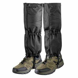 Unigear Legging Oxford en tissu anti-déchirure pour la marche, l'escalade, la chasse et le ski en extérieur Petit